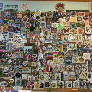 Stickers, Magnets, Patches & Pins